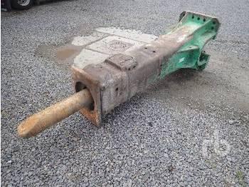 MONTABERT  - hydraulische hamer