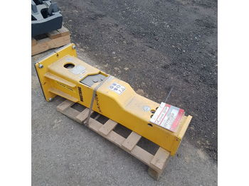 Hydraulische hamer MUSTANG SB250