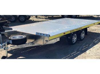 Autotransport aanhangwagen Boro NOWA LAWETA Merkury ALUMINIOWY 45m!