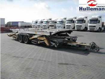 DIV ROLFO 2 ACHSE BPW - autotransport aanhangwagen