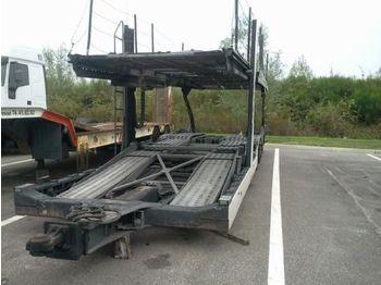 ROLFO B1SAASD4 C218D auto transporter trailer - autotransport aanhangwagen