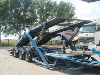 ROLFO autotransporter 3axles - autotransport aanhangwagen