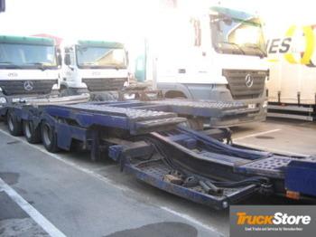 Rolfo (I) PORTA-CAMIONES - autotransport aanhangwagen