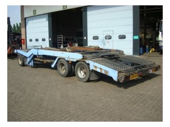 Rolfo OPEN 3-AS - autotransport aanhangwagen