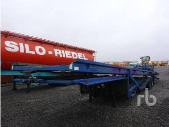 Rolfo SA2210 T/A 8 Car - autotransport aanhangwagen