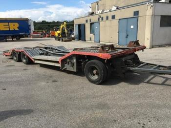 Rolfo R3260 TA 3-achs Tieflader - dieplader aanhangwagen