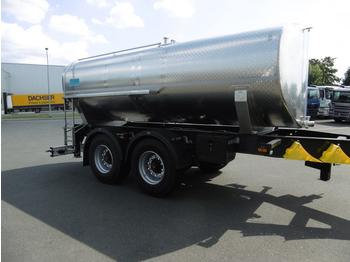 Bodex/Romex Edelstahltankanhänger (Nr. 4482) - tank aanhangwagen
