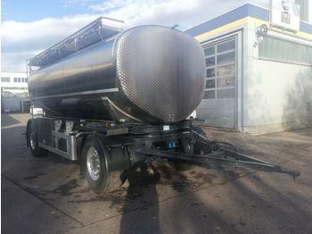 JANSKY Milch Lebensm. Anh.  isoliert NEU!Pumpe  - tank aanhangwagen