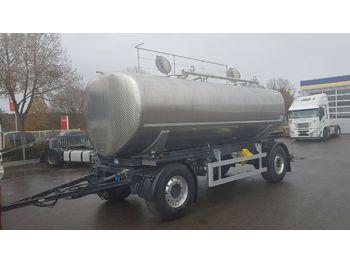 JANSKY für BLUT PLASMA Transp. isoliert !Pumpe  - tank aanhangwagen