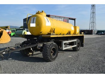 Meusburger VEB Ernst Grube Wasserwagen / Gülle - tank aanhangwagen
