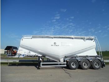 OKT Trailer PS211.31.34A 34 M3 Tri/A Cement Pneumatic Bulk Trailer - tank aanhangwagen
