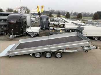 Aanhangwagen VARIANT 3500 U5 3-Achser Maschinentransporter