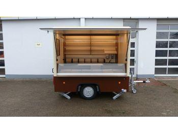 Borco-Höhns Verkaufsanhänger Borco Höhns  - verkoopwagen