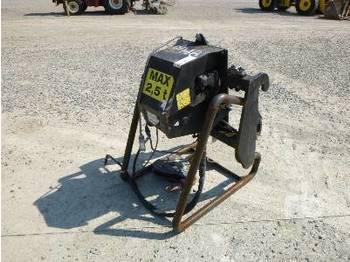 DIECI BUD4464 2500 Kg Telescopic Forklift - treuil