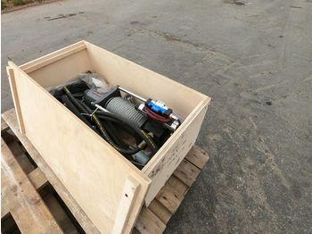 HWP13000 24v Hydraulic Winch - treuil