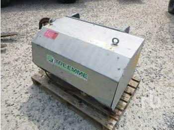 TREEMME VZ4T PRED CDC 4000 Kg Hydraulic Telescopic Forkli - treuil