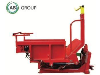 Bale wrapper Agro-factory Ballenabwickler/Bale unroller/Оборудование для развертывания рулонов/ Rozwijarka do bel