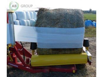 Bale wrapper POMAROL Ballenwickler / Bale wrapper Z550/ Owijarka do bel Z550/ Обмотчик для рулонов Z550