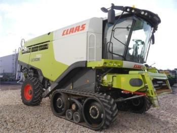 CLAAS LEXION 780 TERRA TRAC - combine harvester