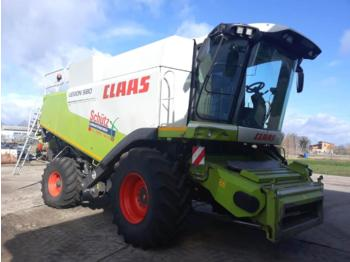 Combine harvester CLAAS Lexion 580, Bj.09, 1.309 Th, 2.250 Mh, V900