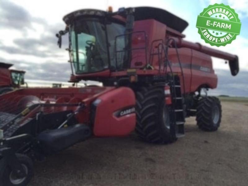 Combine harvester Case-IH 7240: picture 1