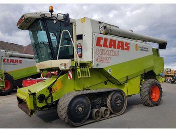 Combine harvester Claas LEXION 450 4X4 TERRA TRAC