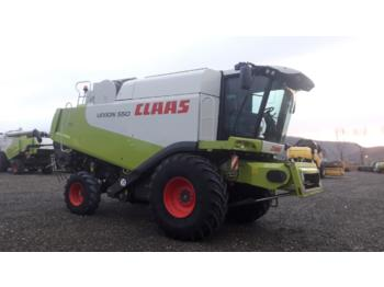 Claas LEXION 550 - combine harvester