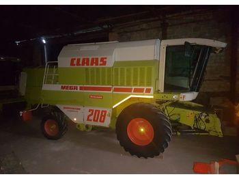 Combine harvester Claas MEGA 208