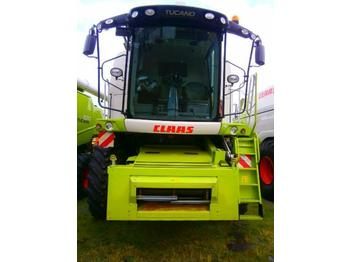 Combine harvester Claas TUCANO 560