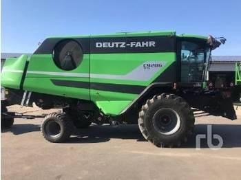 DEUTZ-FAHR C9206TS - combine harvester