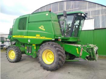 John Deere 9780i CTS Hillmaster - combine harvester