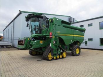 Combine harvester John Deere S 680i