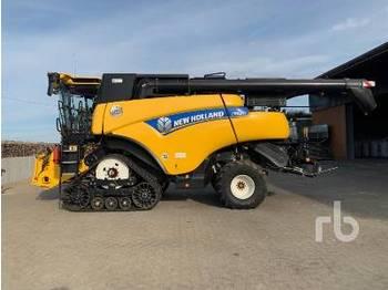 NEW HOLLAND CR9.80 - combine harvester