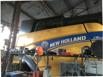 New Holland CR 9080 smartrac 4x4 - combine harvester