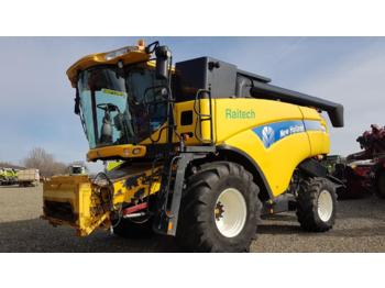 Combine harvester New Holland CX8080
