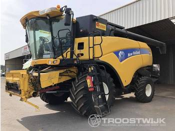 New Holland New Holland CX 8070 SL CX 8070 SL - combine harvester