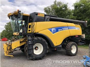 New Holland New Holland CX 8080 FS CX 8080 FS - combine harvester