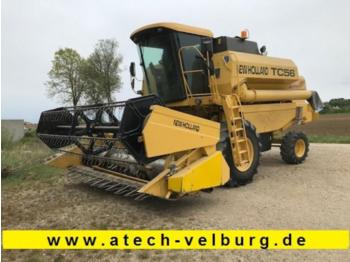 New Holland TC 56 - combine harvester