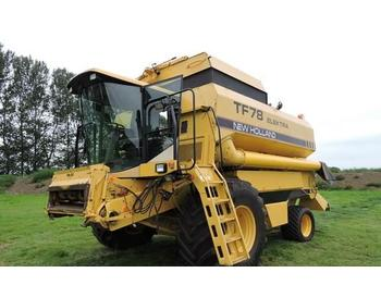 Combine harvester New Holland TF78 Elektra