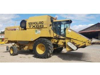 New Holland TX 68 - combine harvester