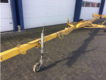 New Holland - John Deere SWC 18 Transportkar - combine header trailer
