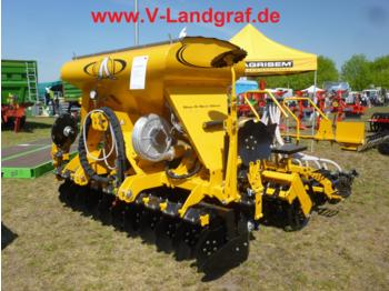 Combine seed drill AGRISEM Disc-O-Sem Silver P