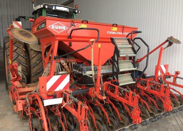 Combine seed drill Kuhn VENTA COMBILINER NC 4000 - Truck1 ID: 3400316