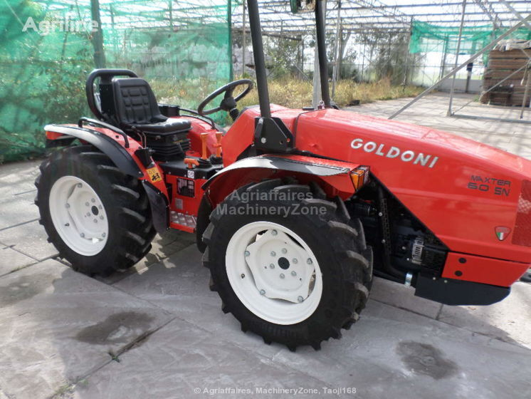 compact tractor Goldoni MAXTER 60SN