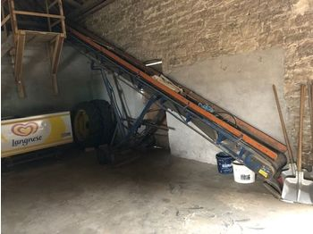 Huber RHF 40/8  - conveyor