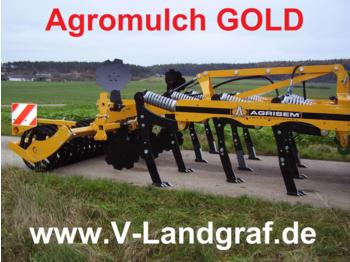 AGRISEM Agromulch Gold - cultivator