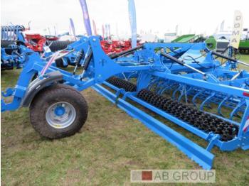 Agristal Dechaumeur/Cultivator/Cultivadora 6m - cultivator