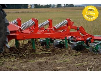 Agro-Masz AP 3.0m non stop avec double rouleau - cultivator