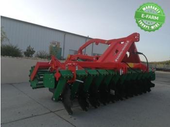 Agro-Masz AT30 24 DISQUES AVEC PORT A COURT POUR SEMOIR - cultivator