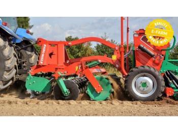 Agro-Masz AT30 AVEC ROULEAU TUBE + PORT A DOURT HYDRAULIQUE - cultivator